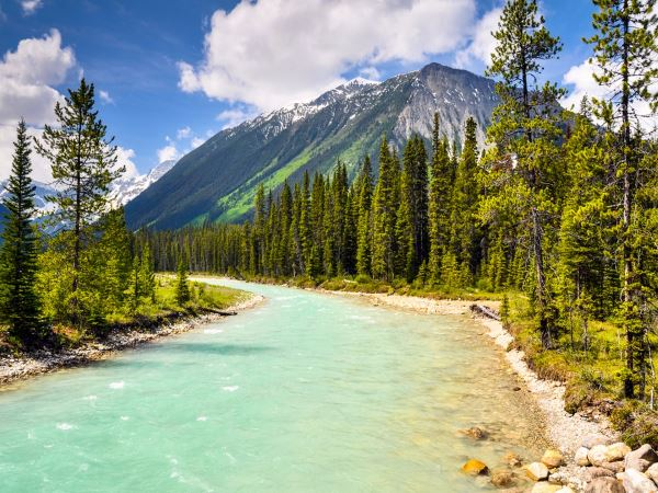 Vermilion River hike is one of best 10 backpacking trips in Canada