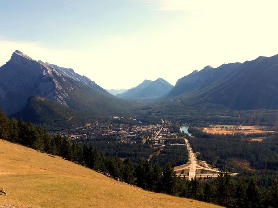 Jasper town is where lots of great guided hikes in Jasper National Park begin
