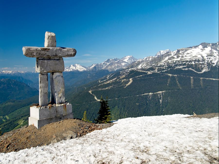 Inukshuk at the Roundhouse at Whistler, Planning your trip to Whistler