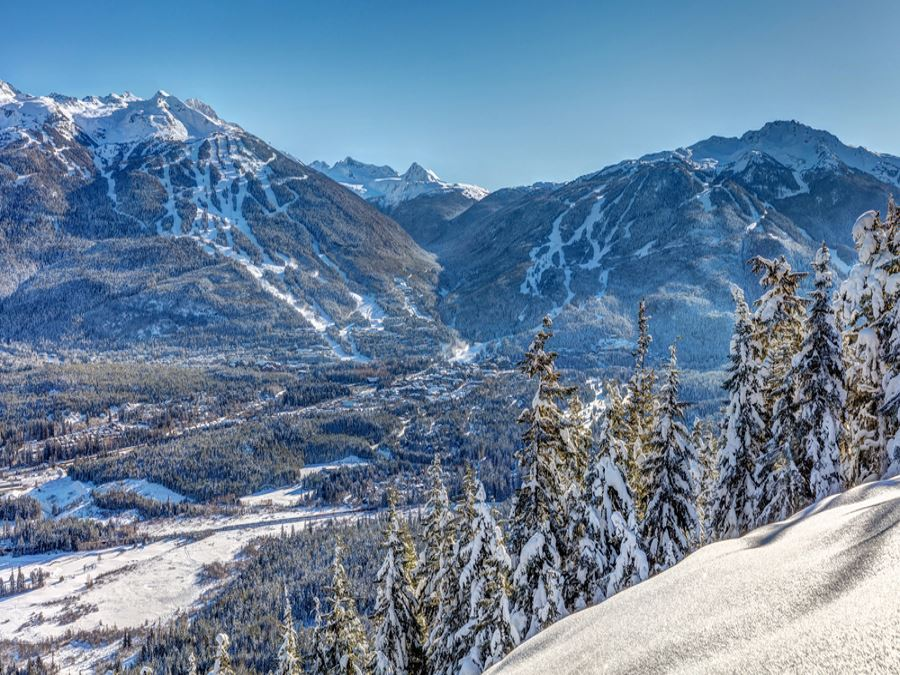 Skiing is a bucket-list attraction in Whistler