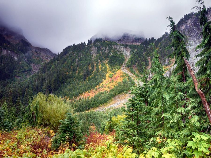 Wonderland Trail in Mount Rainier National Park is one of America's 10 Best Backpacking Trips