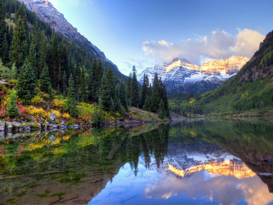 The Four Pass Loop in Maroon Bells is one of America's 10 Best Backpacking Trips