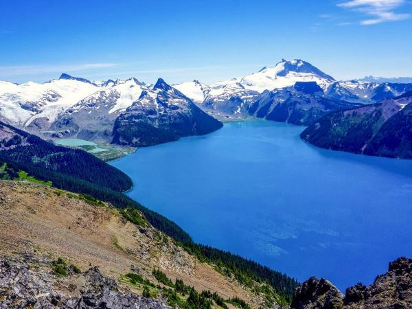 Panorama Ridge trail is one of best 10 backpacking trips in Canada