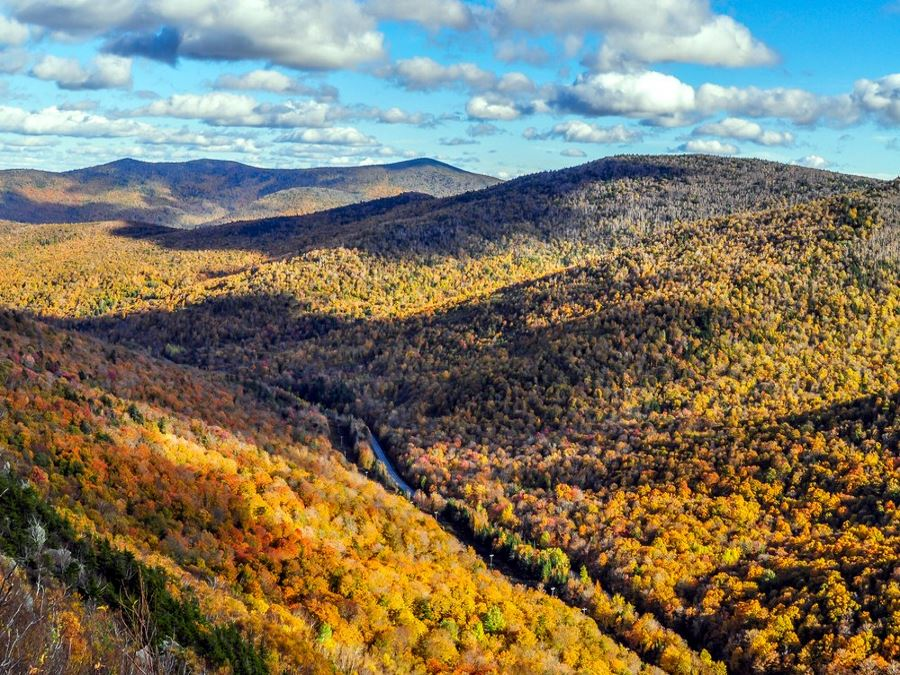 Long Trail hike in Vermont is one of America's 10 Best Backpacking Trips