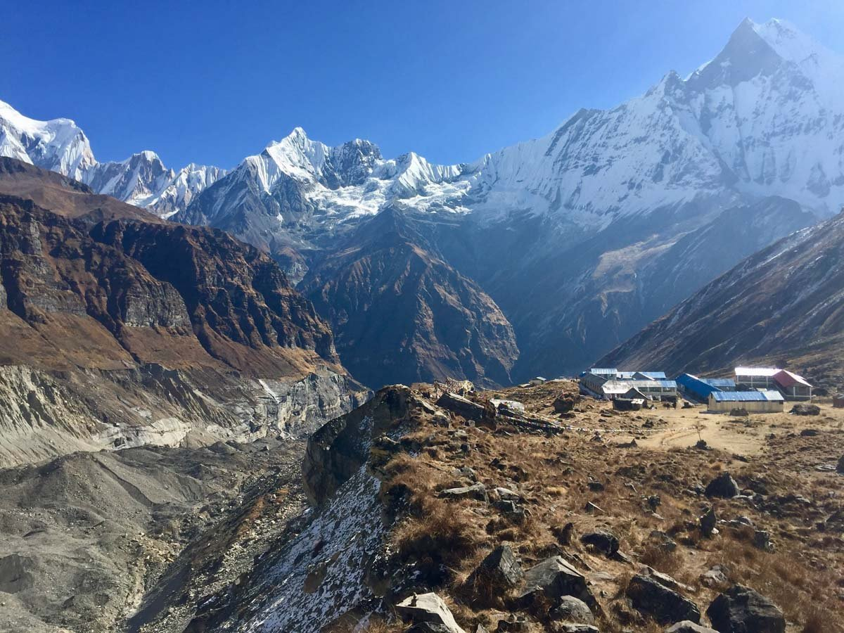Another View of Annapurna Base Camp
