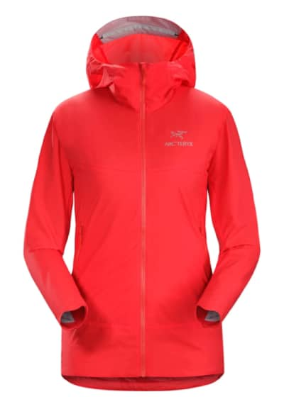 Acr'teryx Atom SL Hoody for women is one of our favorite light-weight mid-layers