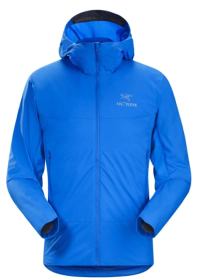 Arc'teryx Atom SL Hoody for men is one of our favorite light-weight mid-layers