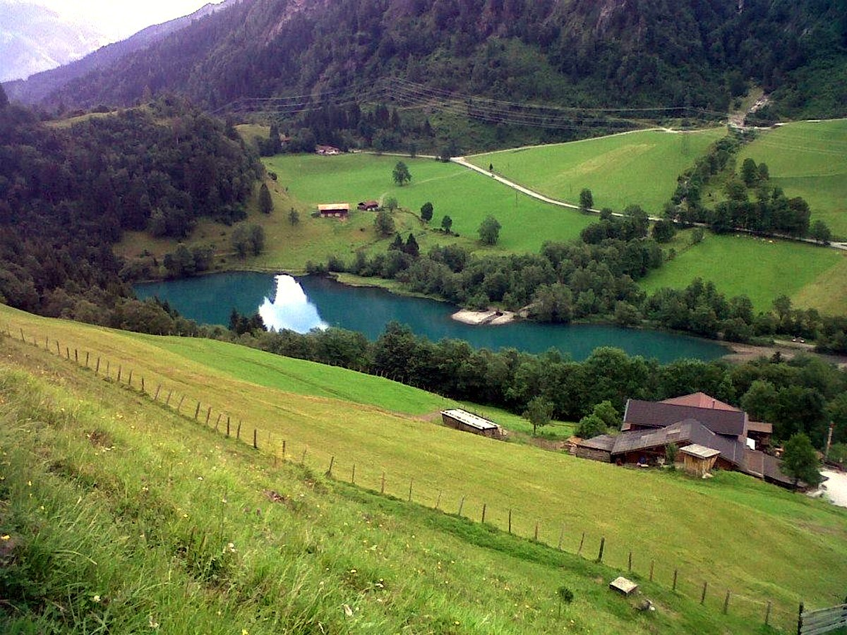 Glocknerblick hike is one of top 10 hikes around Zell am See and Kaprun, Austria