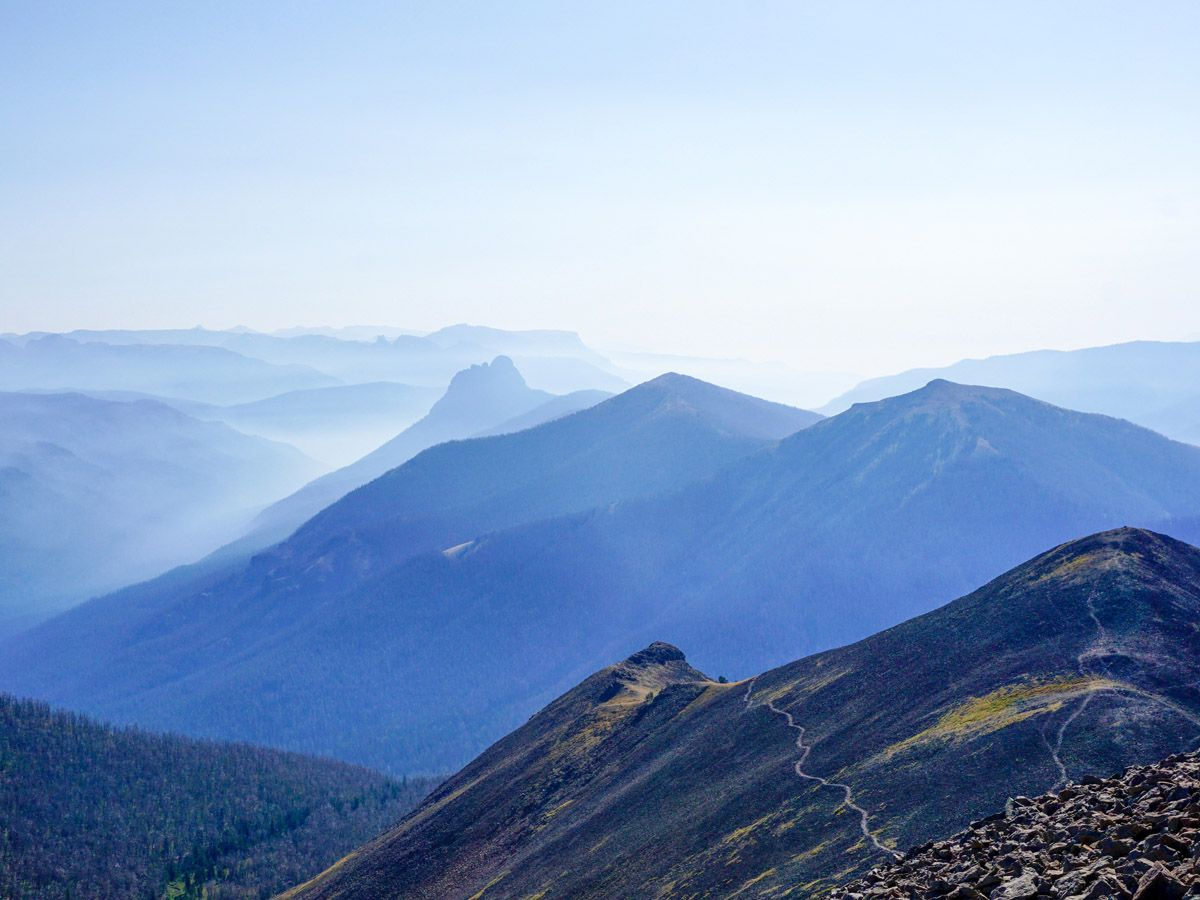 The Best Hiking Trails in Big Sky and Yellowstone You Won ... |Peak Hike Yellowstone