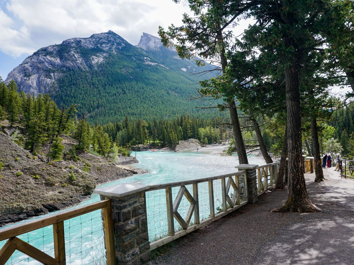 Banff Springs is a must-see in Banff