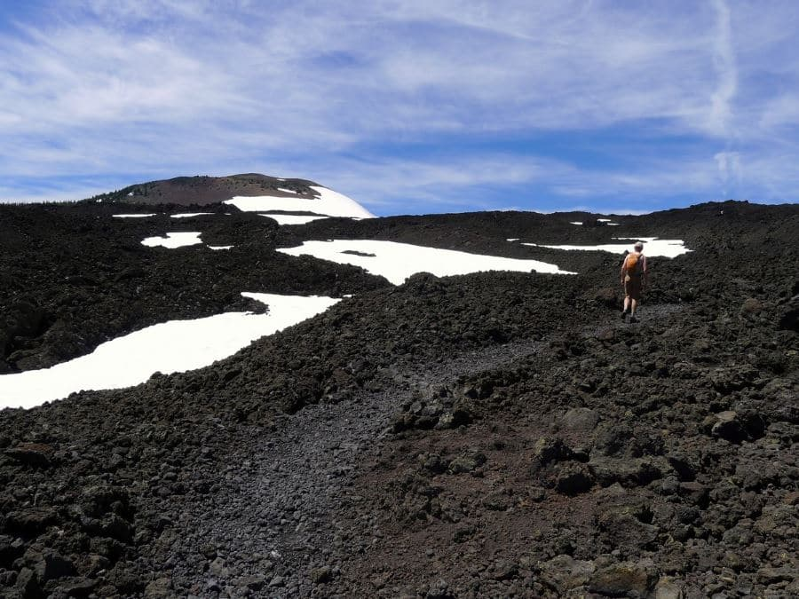 Belknap Crater trail is a must-do for hikers in Bend, Oregon