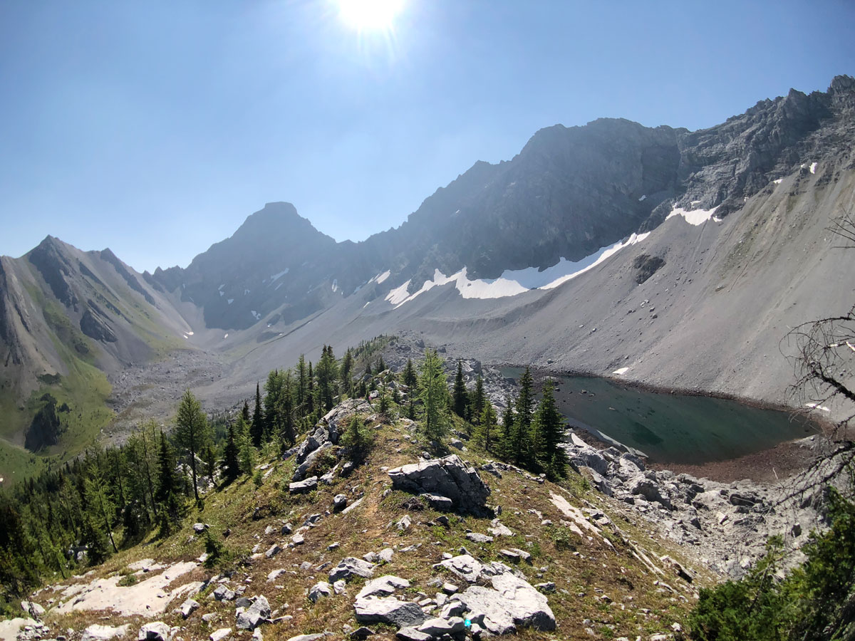 Black Prince Lakes and Cirque hike is one of top 10 hikes on the Smith-Dorrien Trail