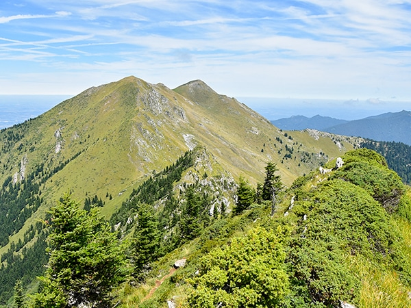 Trail of the Cagire Loop hike in French Pyrenees