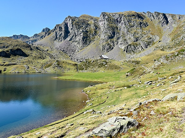 Trail of the Lacs et Pic d'Ayous hike in French Pyrenees