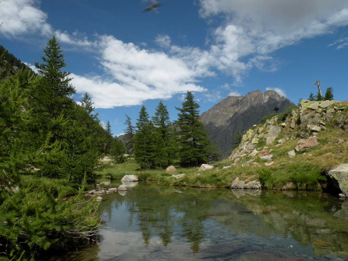 Lagarod di Luorousa hike is one of top 10 hikes in Alpi Marittime National Park, Italy