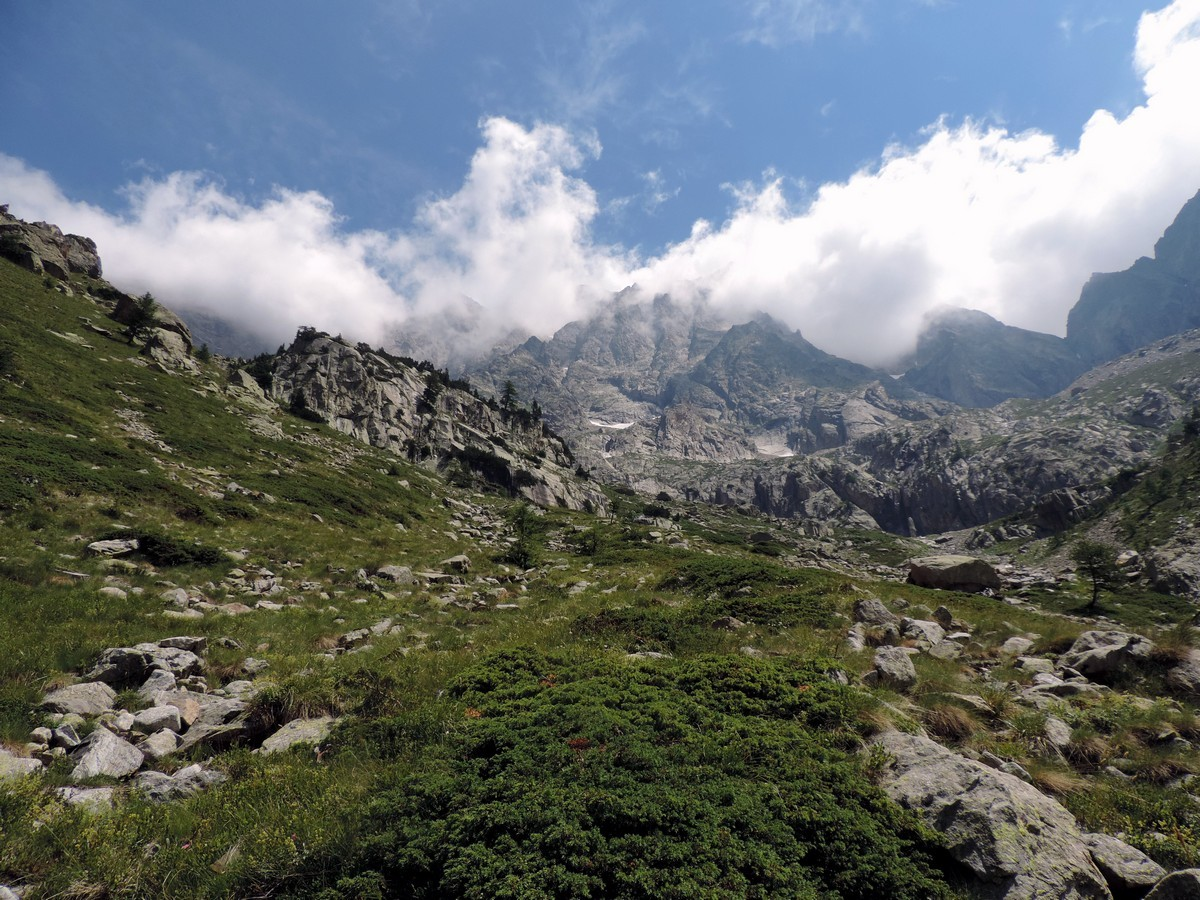 Vallone Argentera hike is one of top 10 hikes in Alpi Marittime National Park, Italy