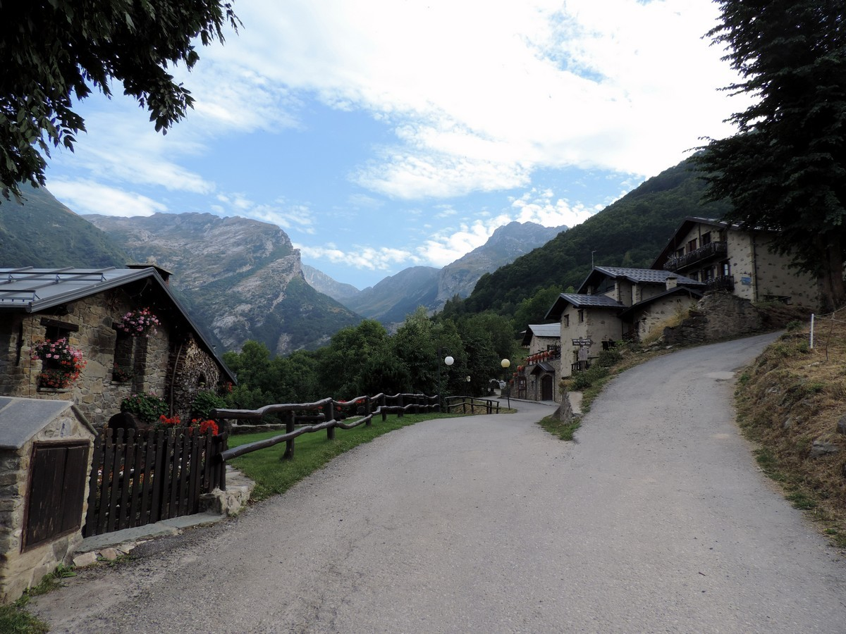 Laghi Arbergh trail in Alpi Marittime National Park takes you through Authentic Italian Village