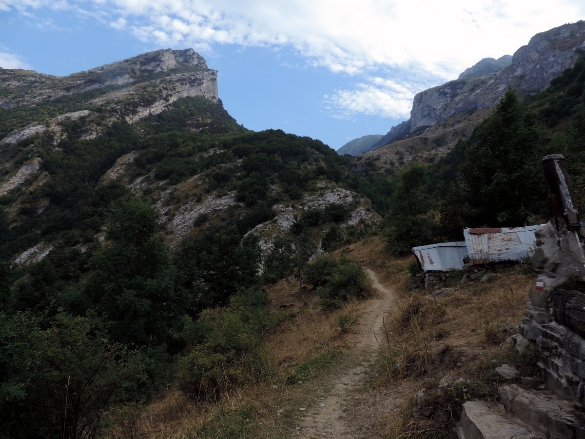 Gias Piamian and the Lause on the Laghi Arbergh Hike in Alpi Marittime National Park, Italy