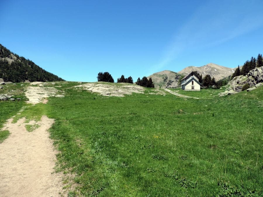 The Plan du Laus on the Lac d'Allos Hike in Mercantour National Park, France