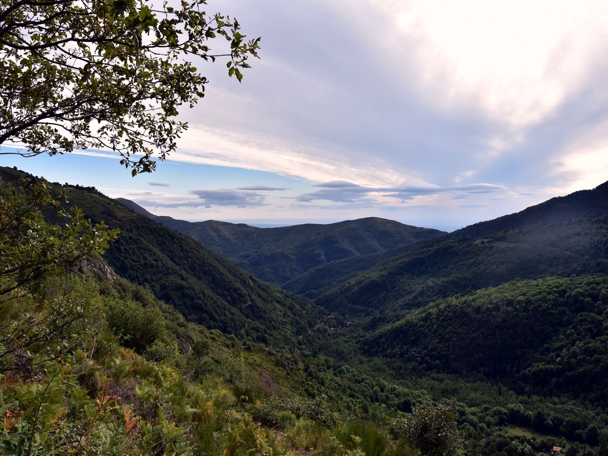Views from the Pic du Canigou Hike in French Pyrenees