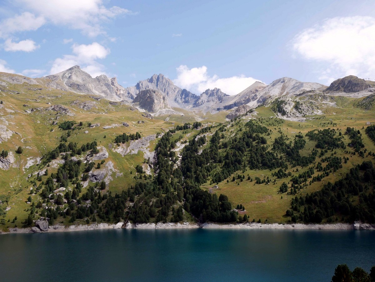 Col d'Aussois hike is one of top 10 Vanoise National Park hikes