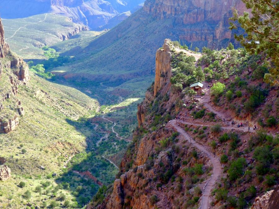 Bright Angel Point trail should be included in planning your trip to Grand Canyon