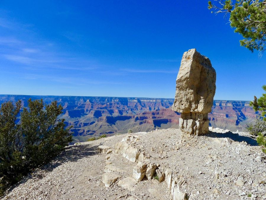 Shoshone Point Trail is a must-do hike in Grand Canyon