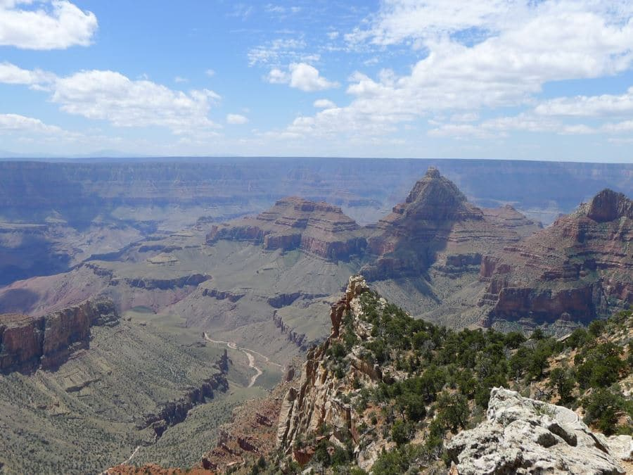 Visit Cape Final trail on your travel to Grand Canyon