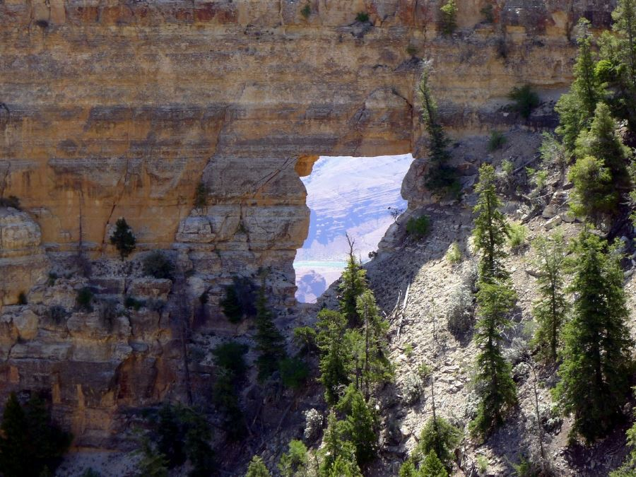 Cape Royal trail is one of the must-visit places in Grand Canyon