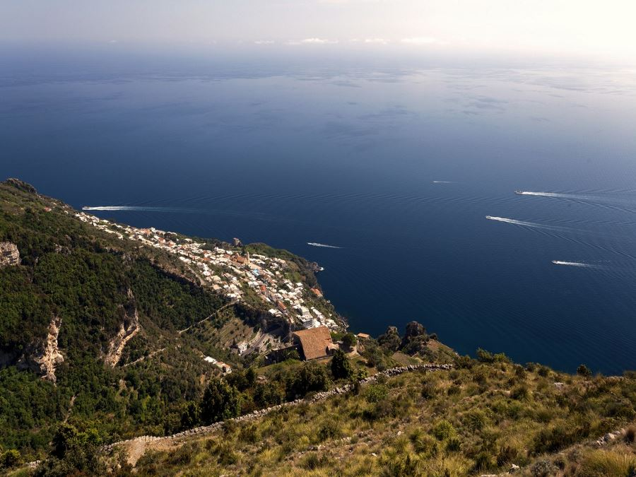 Path of the Gods hike is a must-do in Amalfi Coast