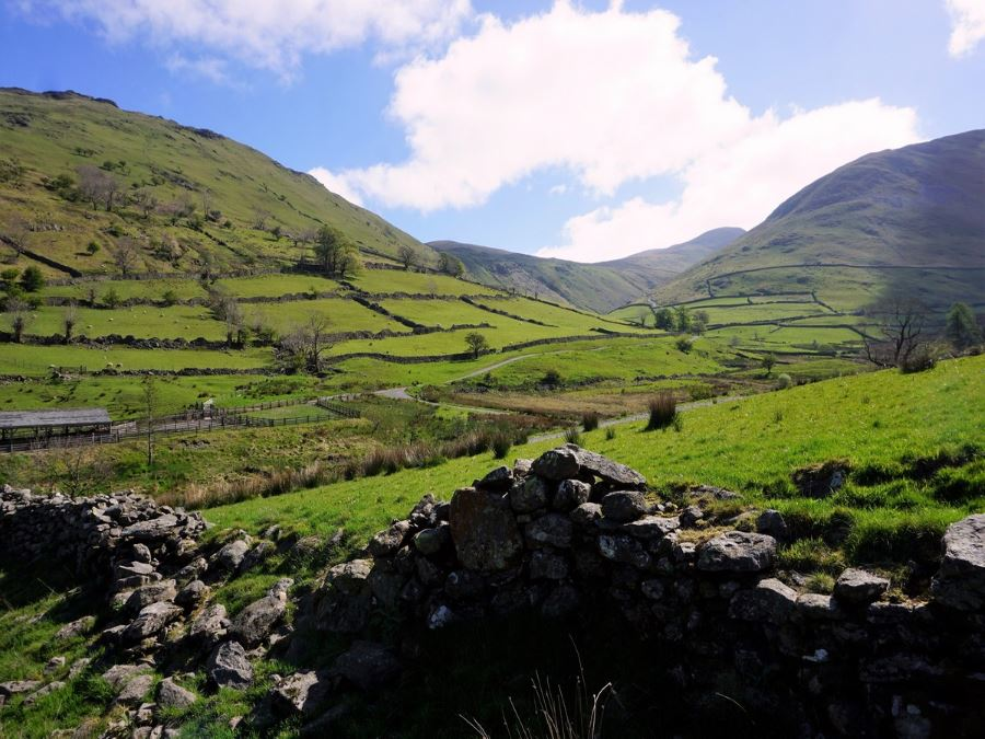 Roman Road hike is one of top 10 Lake District National Park walks