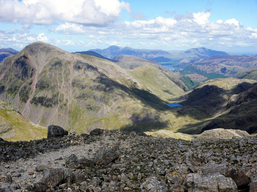 Scafell Pike hike is a must-do hike in Lake District
