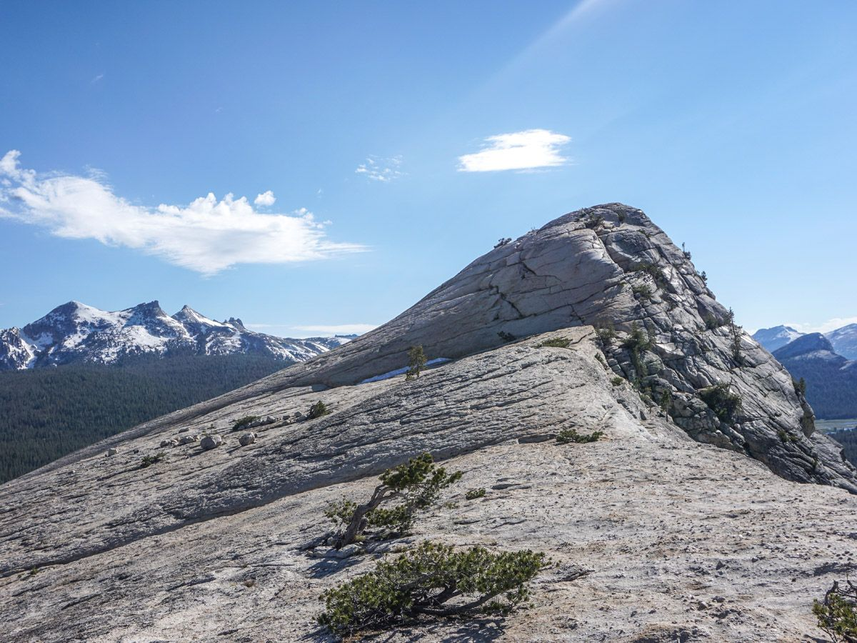 Lembert Dome Hike in Yosemite National Park, California