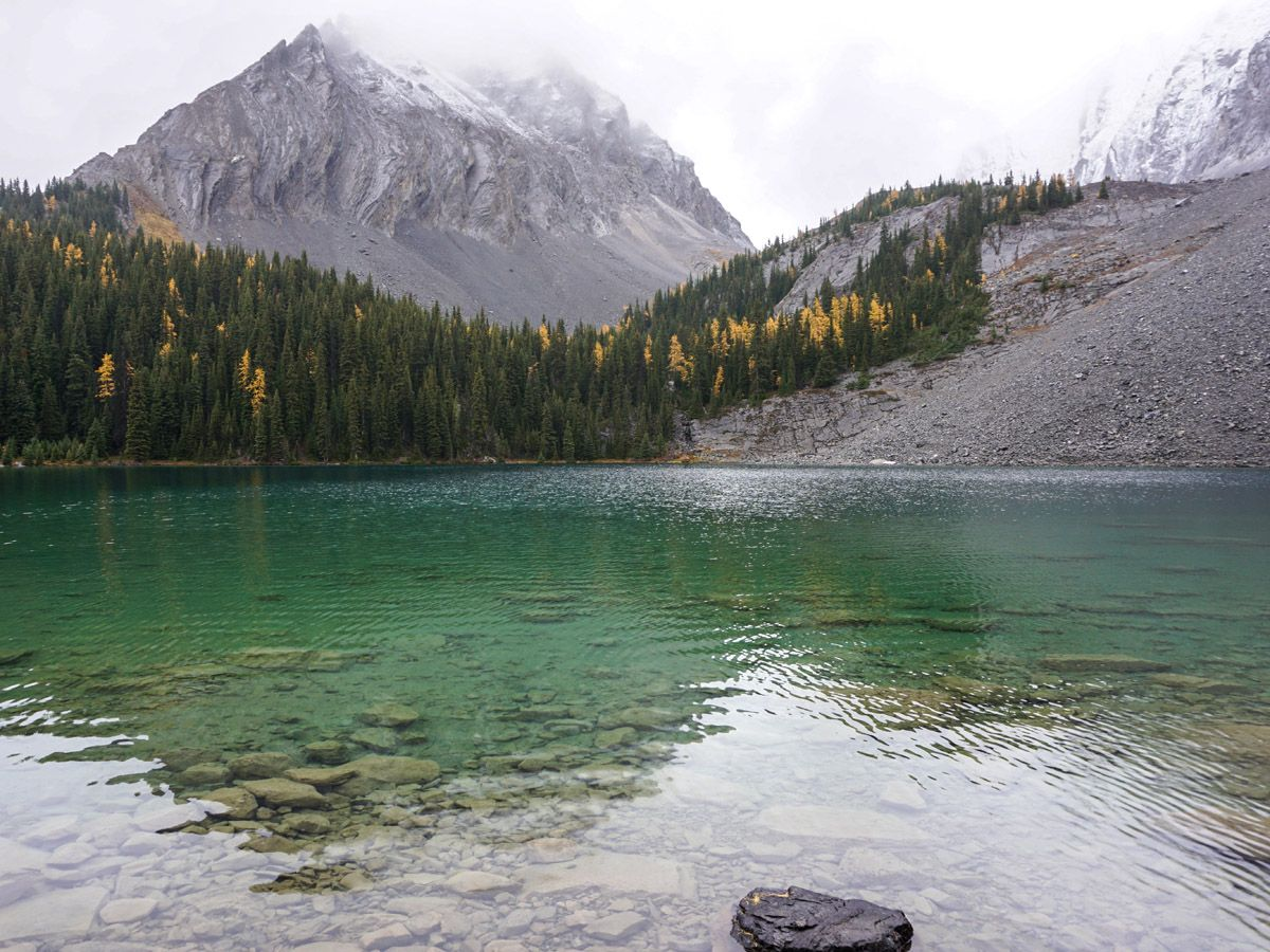Chester Lake Hike Canmore Hikes