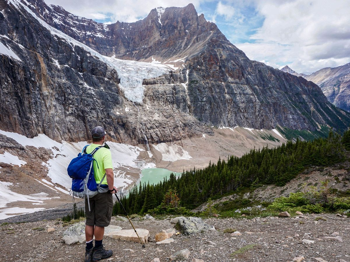 Cavell Meadows Hike in Jasper National Park