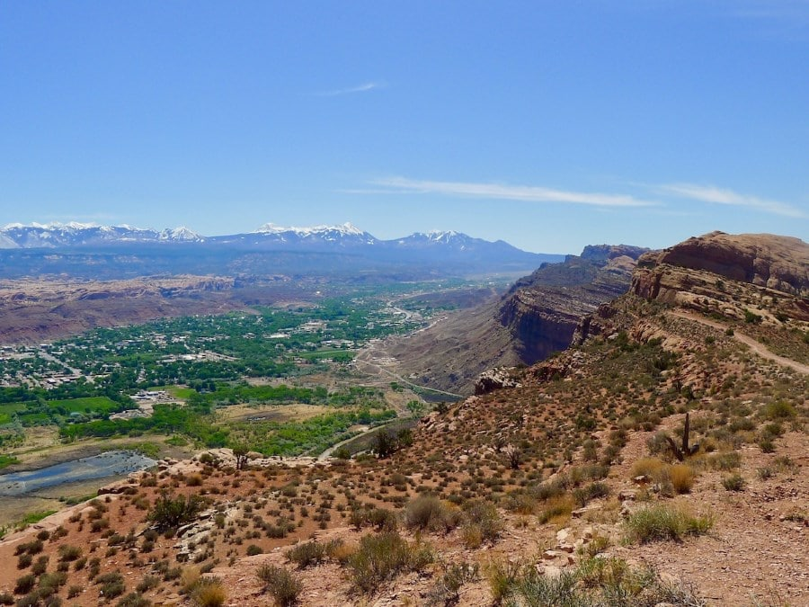 Portal Overlook near Moab is one of top 10 most epic hikes in Utah