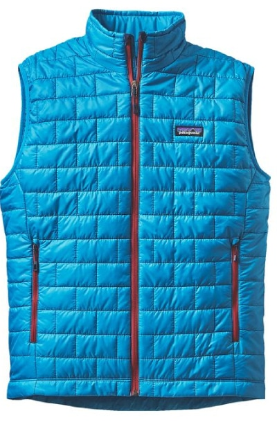 Patagonia Nano Puff Vest for men is one of our favorite mid-layer vests