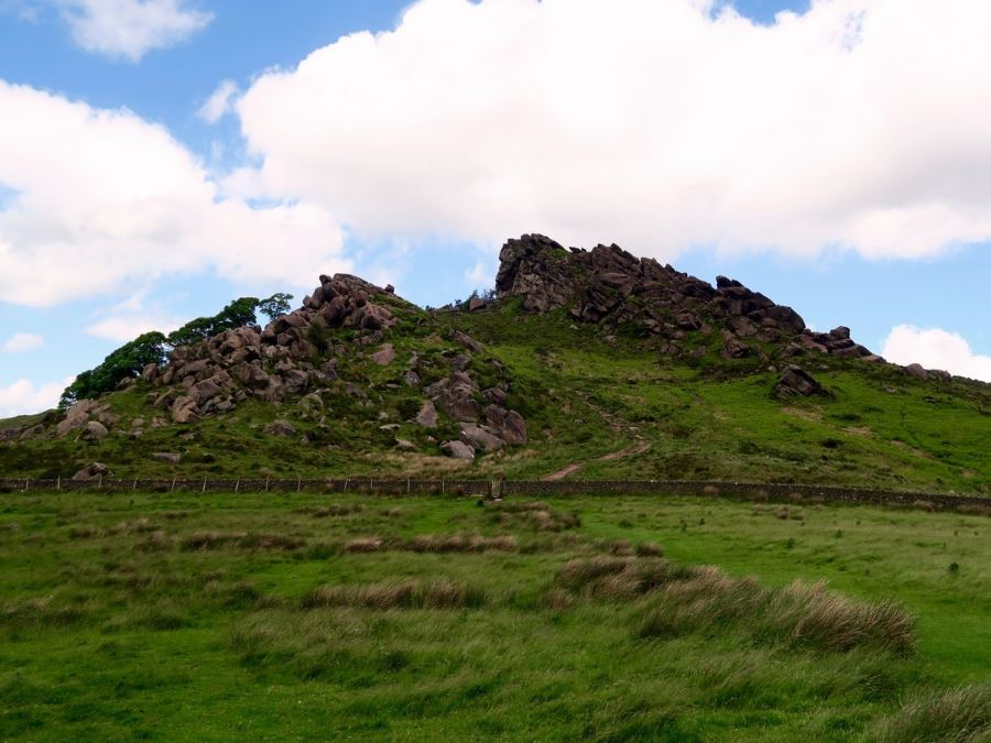 The Roaches hike is one of top 10 hikes in Peak District, England