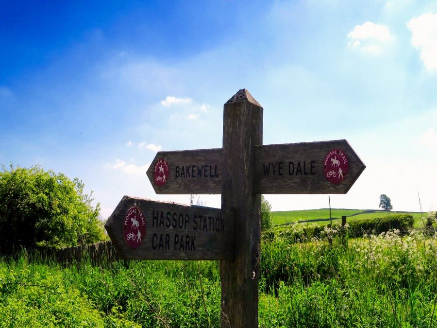 Monsal Trail hike is one of top 10 hikes in Peak District, England