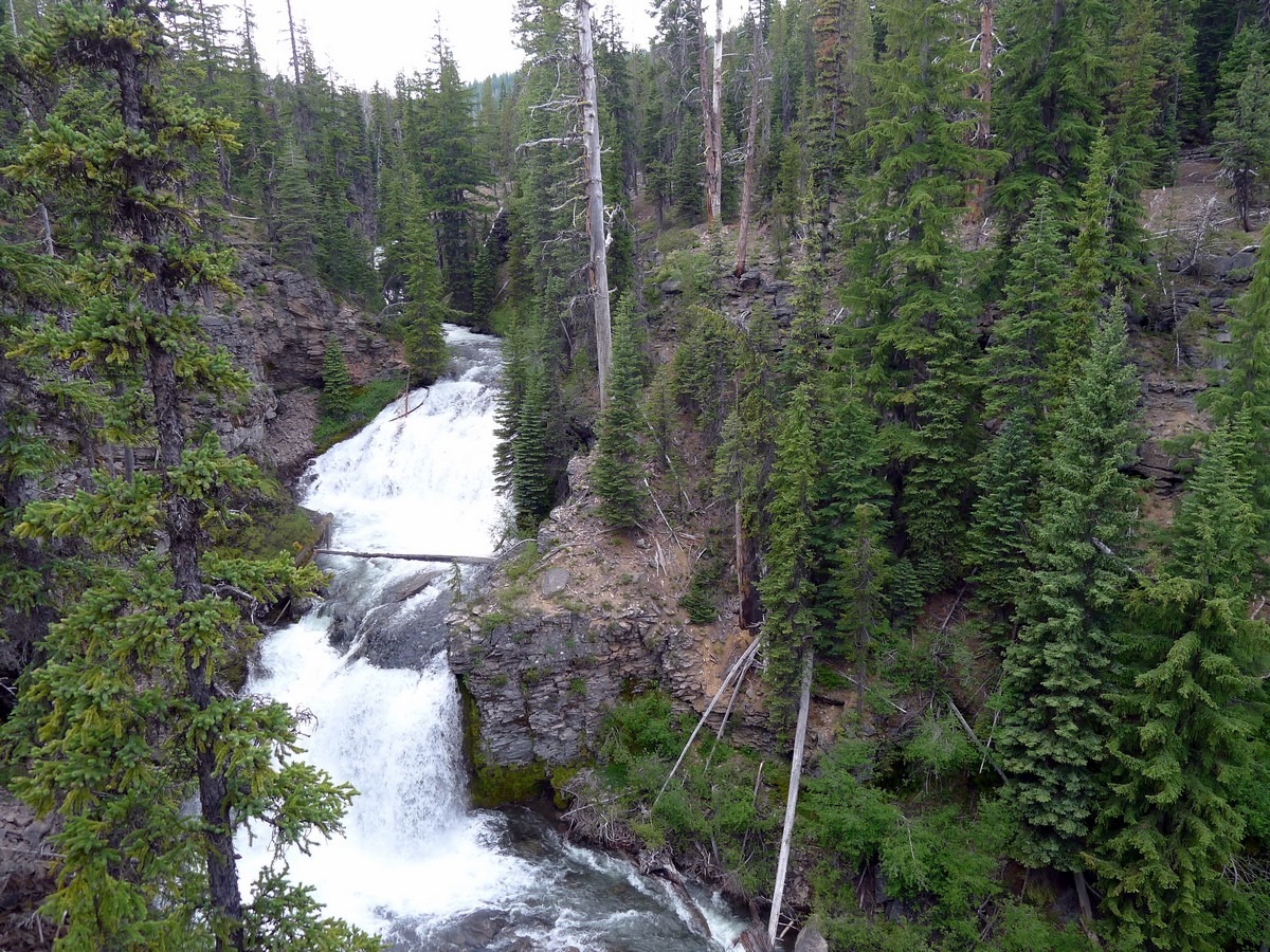 Tumalo Falls - A Spectacular Hike near Bend, Oregon