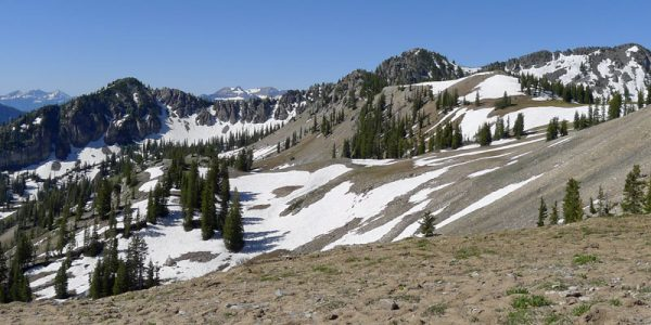 Best hikes in Salt Lake City (hiking trails in Utah, USA)