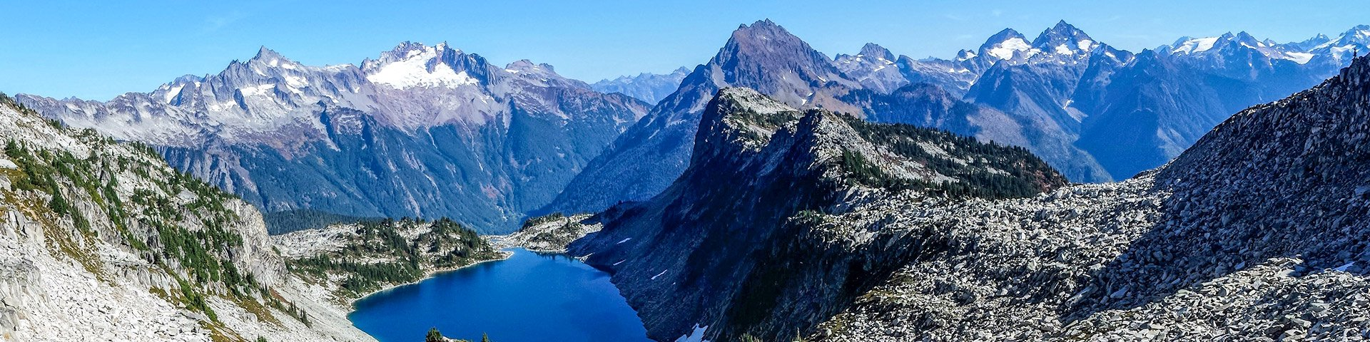 Hidden Lake Trail Hike in North Cascades National Park