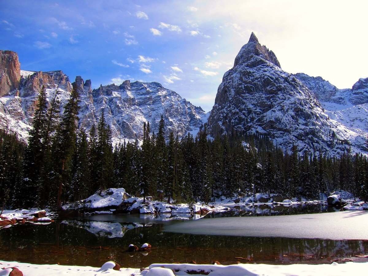 Include the Lone Eagle hike on your trip to Indian Peaks in Colorado