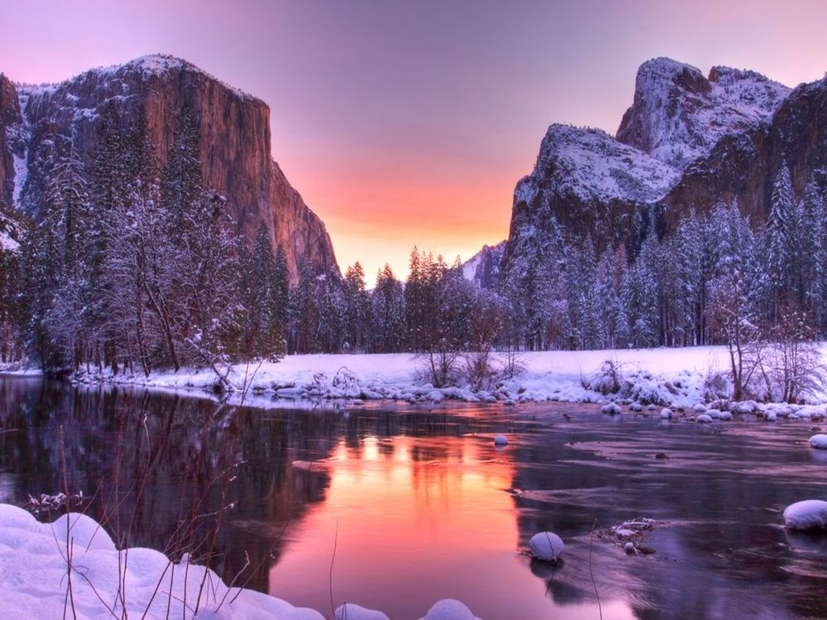 Yosemite Valley trail is one of best 10 Yosemite hikes