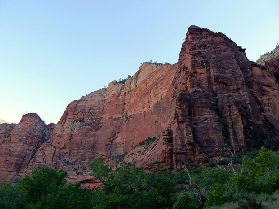 Observation Point is a must-do hike in Zion National Park
