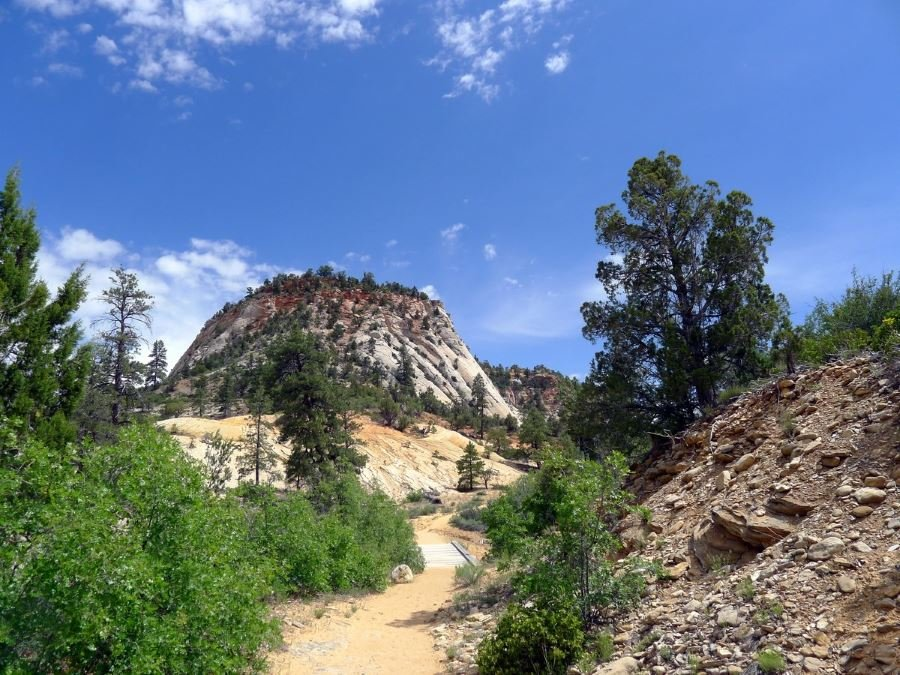East Rim Trail must be included in planning your trip to Zion National Park
