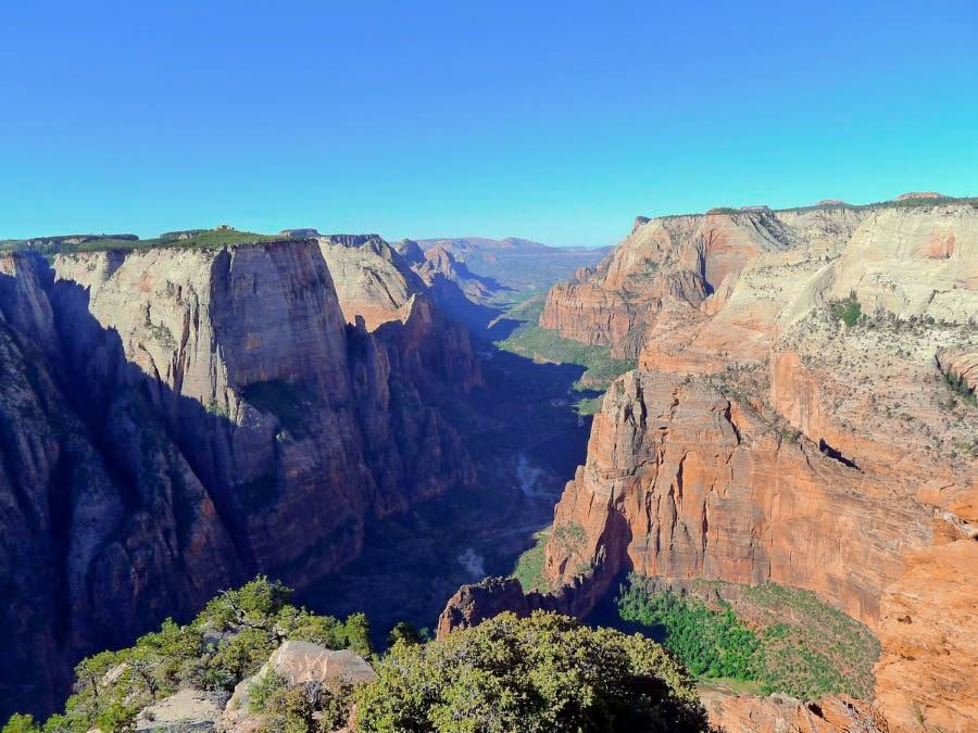 Observation Point in Zion National Park is one of top 10 most epic hikes in Utah