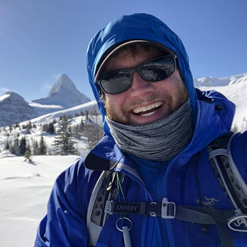 Richard Campbell, 10Adventures Founder