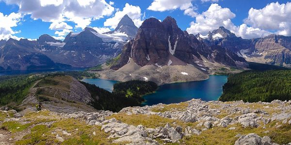 Backpacking trail ideas