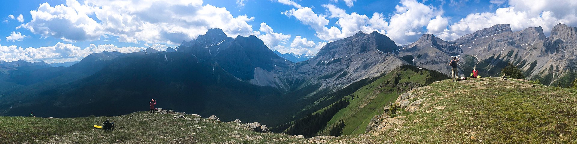 Best family-friendly hikes from Canmore, Alberta, Canada